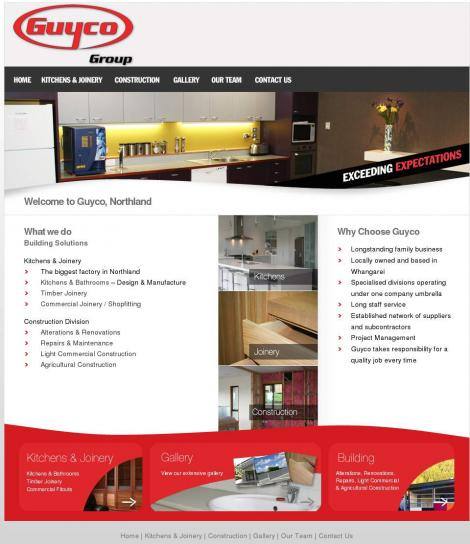 Guyco Joinery • Guyco.co.nz