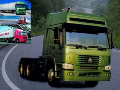 SINOTRUK HOWO Tractor Truck Series