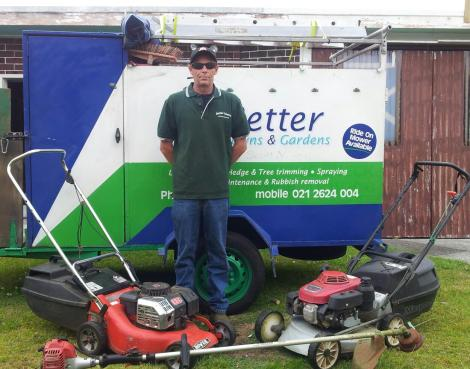 BETTER LAWNS MOWING SERVICES