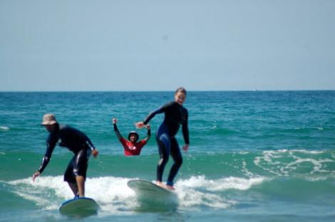 Surf Lessons, Beachside Surfboard Hire, Stand Up Paddleboarding