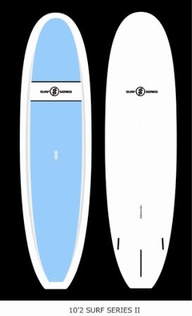 Surf Series Stand Up Paddle Boards
