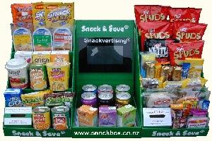 Snack & Save
