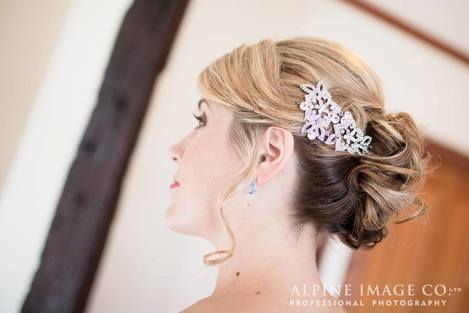 wedding hair specialist