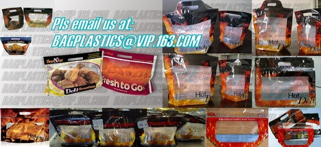 HOT CHICKEN Pouches, Aluminum Foil Bags, Stand up Pouches, Polypropylene Pouches, Retort, Vacuu
