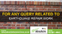 Any Query Related to Earthquake Repairs - ChCh, NZ